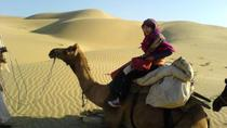 Full-Day Small-Group Camel Safari In Jaisalmer, Jaisalmer, Safaris