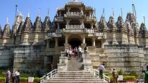 Private Independent Day Trip to Kumbhalgarh Fort And Ranakpur Jain Temple From Udaipur