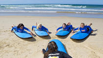Learn to Surf at Coolangatta on the Gold Coast, Gold Coast, Surfing Lessons