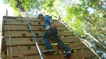 Door Country Outdoor Climbing Wall Experience, Wisconsin, Climbing