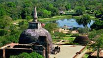 Private Tour to Sigiriya Rock Fortress and Polonnaruwa Ancient City from Dambulla, Kandy, Private ...