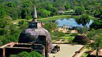 Private Tour zur Sigiriya Rock Fortress und Polonnaruwa Ancient City von Dambulla, Kandy, Private Sightseeing Tours