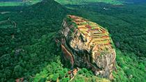 Sigiriya Rock Fortress and Cave Temples Private Day Trip, Colombo