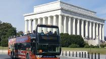 Hop-on-Hop-off-Tour plus Bonustour zu den Höhepunkten von Washington DC, Washington DC, Hop-on Hop-off Tours