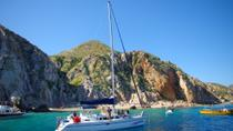 Luxury Sailing and Snorkeling Cruise in Cabo San Lucas, Los Cabos, Dolphin & Whale Watching