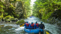 Gita di mezza giornata in White Salmon River Rafting, Oregon