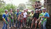 adrenalin combo 3 in 1, San Salvador, Half-day Tours