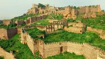 Spl Tour of Golconda Fort, Tombs, Charminar, Chowmahalla, Bangle Street & Lunch, Hyderabad, ...