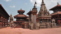 Private Half-Day Bhaktapur Sightseeing with Nagarkot Sunset Tour from Kathmandu, Kathmandu, City ...