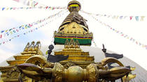 Private Tour of Swyambhunath and Kathmandu Durbar Square, Kathmandu, Walking Tours