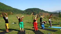 Yoga Experience Day Trip with Private Transfer From Kathmandu, Katmandu