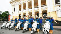 Half-Day Hanoi Motorbike Tour, Hanoi, Vespa, Scooter & Moped Tours
