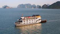 Overnight Halong Bay Cruise on the Paloma with Optional Hanoi Transfer, Halong Bay, Multi-day ...