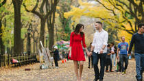Styled Photoshoot in Central Park, New York City, Horse Carriage Rides