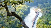 2-daagse River Kwai Jungle Rafts, Bangkok, Overnight Tours