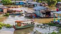 3 Days Battambang by Road and Boat