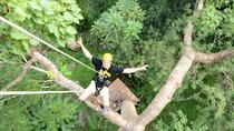 4.5-Hour Flying Zipline from Phuket, Phuket