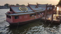 Bangkok Evening Dinner Cruise by Wan Fah, Bangkok, Cultural Tours
