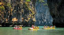 Canoe Tour of Phang Nga Bay Sea Caves from Phuket, Phuket, Kayaking & Canoeing