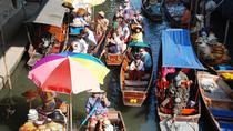 Damnoen Saduak Floating Market and Phetchaburi Day Tour, Gulf of Thailand, Day Trips