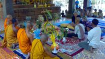 Day Trip Oudong with Monk Blessing from Phnom Penh, Phnom Penh