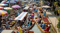 Evening Trip to Amphawa Floating Market from Hua Hin or Cha-Am, Hua Hin, Day Trips