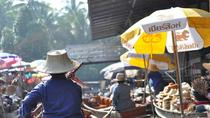 Floating Markets of Damnoen Saduak, Bangkok, Historical & Heritage Tours