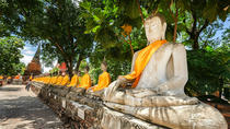 Full-Day Ayutthaya Tour with Grand Pearl Cruise Including Lunch, Bangkok, Bike & Mountain Bike Tours