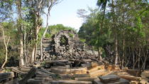 Full Day Koh Ker and Beng Mealea Exploration from Siem Reap, Siem Reap, Private Sightseeing Tours