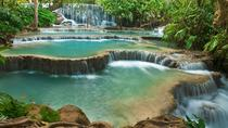 Full-Day Kuang Si Waterfalls Day Trip from Luang Prabang, Luang Prabang, Day Trips