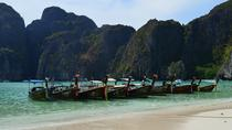 Full Day Phi Phi and Bamboo Islands Speedboat Tour from Krabi, Krabi, Day Trips