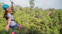 Full Day Siem Reap Adventure Biking and Zip Lining, Siem Reap, 4WD, ATV & Off-Road Tours