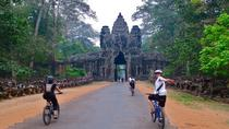 Half-Day Bike Tour from Siem Reap to Angkor Wat, Siem Reap, Helicopter Tours