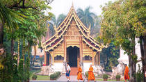 Half-Day Chiang Mai Local Life Style Including Art and Cultural, Chiang Mai, Half-day Tours
