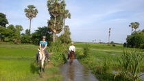 Half Day Horseback riding around the Angkor Temples, Siem Reap, Horseback Riding