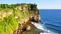 Half-Day Uluwatu Sunset Tour including Kecak Dance and Dinner at Jimbaran Beach, Ubud, Day Trips