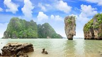 James Bond Island from Krabi, クラビ