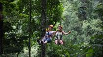 Jungle Zip Lining Adventure from Chiang Mai, Chiang Mai, Ziplines