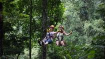 Jungle Ziplining Adventure from Chiang Mai, Chiang Mai, Ziplines