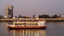 Phnom Penh Evening Dinner Cruise Including Hotel Pickup, Phnom Penh, Sunset Cruises