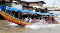 Private Tour: Full-Day Unknown Bangkok Canals Tour, Bangkok, Private Sightseeing Tours