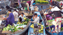 Cai Be Floating Market and Vinh Long City Day Trip from Saigon, Ho Chi Minh-byen