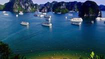 Halong Bay Day Cruise to Sung Sot Cave and Ti Top Island from Hanoi, Hanoi, Day Cruises