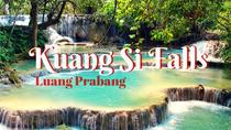 Bike to Kuangsi Waterfall and Cruise the Mekong River Back - Luang Prabang 1 day, Luang Prabang,...