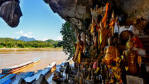 Bike to Pak Ou Caves and boat trip back to Luang Prabang City full day, Luang Prabang, 4WD, ATV & ...