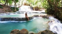 Day Trek to Kuangsi Waterfall and Bear Sanctuary - Luang Prabang full day tour, Luang Prabang, ...