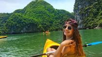 Halong Bay Cruise 3D2N - Kayaking Explorer & Round-trip transfer from Hanoi, Hanoi, Day Cruises