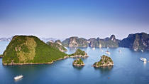 Halong Bay Cruise with Round Trip Transfer from Hanoi, Hanoi, Day Cruises