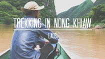 Laos, Nong Khiaw: The 100 waterfalls adventure trek, boat ride and village, Luang Prabang, 4WD, ATV ...