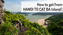 Luxury Bus to Cat Ba Island from Hanoi, Hanoi